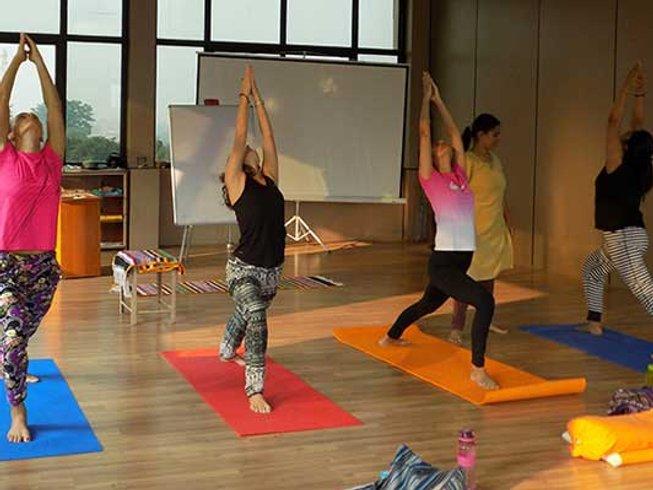 14 Days Prenatal Yoga TTC in Rishikesh, India