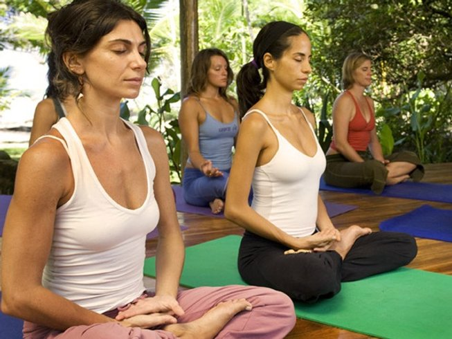 7 Days Surf & Yoga for Women in Costa Rica