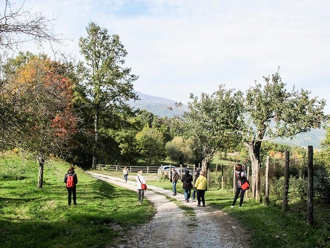7 Days Cooking Holiday & Nature Yoga Retreat in Italy