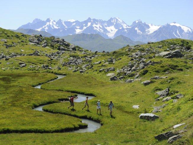 6 jours en stage de yoga d'été dans les Alpes suisses