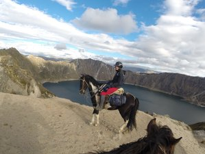 12 Day Wild Andes Expedition and Horse Riding Tour in Ecuador