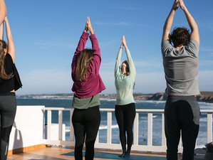8-Daagse Baleal Island Surf en Yoga Retraite in Portugal