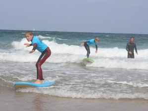 7 Days Family Surf Camp in Portugal
