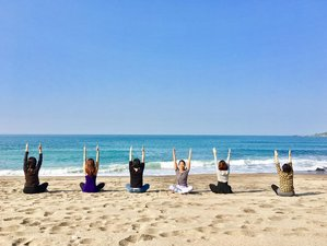 6 Day Oceanfront Boutique Yoga and Meditation Holiday in Shimen, Taipei