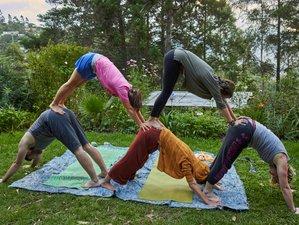 23 días, 200 horas de profesorado de yoga Tantra en Tarifa, España