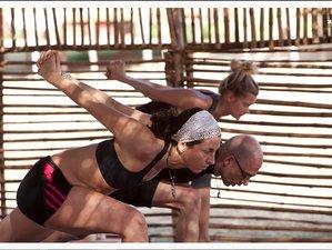 10 Days Bamboo Yoga Retreat in Goa, India