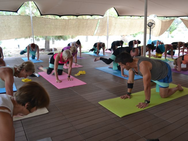 8 Days Meditation, Yoga and Pilates Retreat in Spain