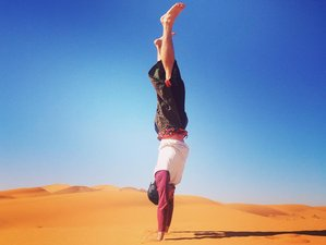 7 Days Desert Adventure and Yoga Retreat in Morocco