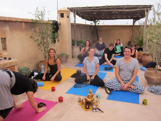 8 Days Culture Tour and Yoga Retreat in Morocco