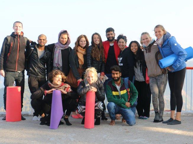 29 Days 200-Hour Fusion Yoga Teacher Training in Rishikesh, India