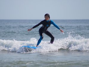 7 Day Surf Coaching Program in Porto