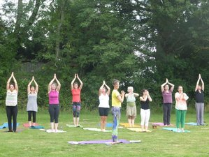 6 Days Easter Egg Yoga Retreat in France