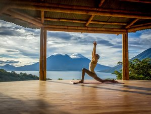8 Day Revitalizing Yoga Retreat in Lake Atitlán