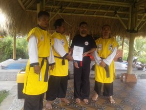 7 Days Balinese Pencak Silat Teacher Training, Meditation and Yoga Retreat in Bali, Indonesia