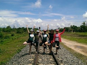 12 Days Yoga and Cycling Retreat in Cambodia