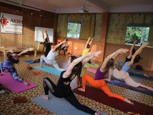 31 Days 300-Hour Yoga Teacher Training in Rishikesh, India