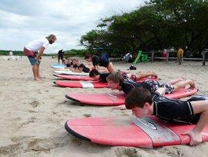 8 Days Customized Surf Camp Tamarindo, Guanacaste, Costa Rica
