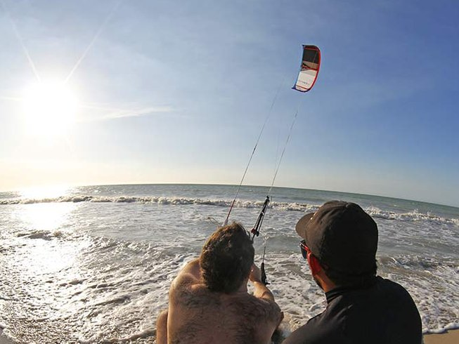 3 Days Kite Surf Camp in Riohacha, Colombia