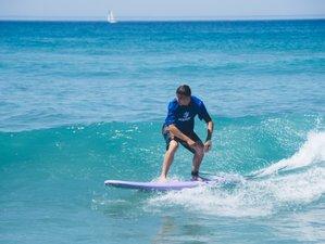 8 Days Zarautz Surf and Yoga Retreat Spain