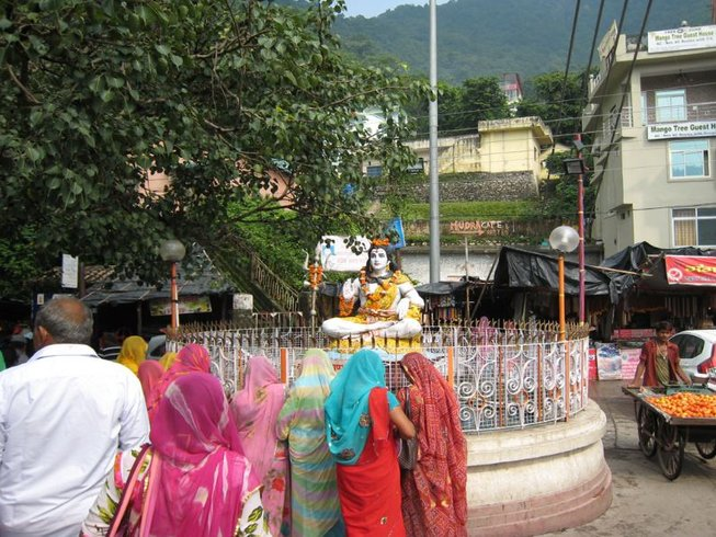 13-Daagse Spirituele Yoga Retraite in Indië