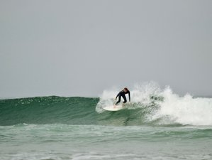 8 Day Surf Guiding for Experienced Surfers Surf Camp in Tamraght, Souss-Massa