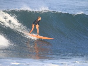 8 Day Basic Surf and Stay Camp in Jembrana, Bali