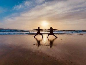 8 Tage Yoga und Namasté wohltuendes Retreat direkt am Meer auf Fuerteventura