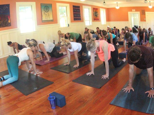 200 Hr Yogakoh Vinyasa Yoga Teacher Training Montana U.S.A.