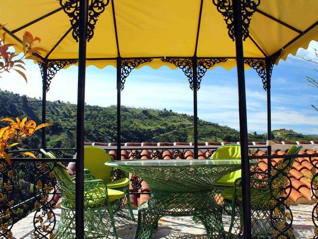 8 Tage Luxuriöse Meditation und Yoga Urlaub in Andalusien, Spanien