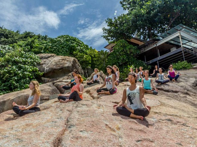 24 Days 200-Hour Yoga Teacher Training in Koh Samui, Thailand
