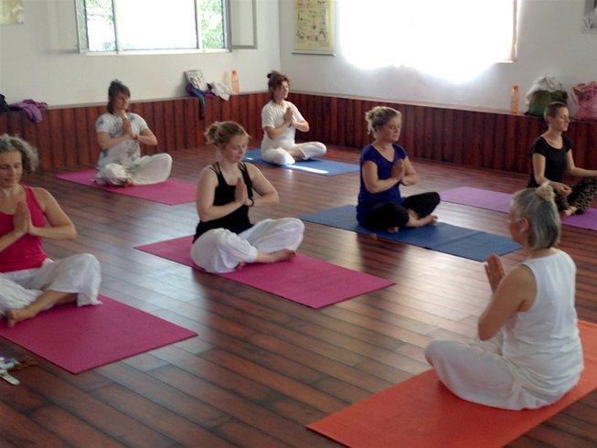 5 jours de stage Yoga de la Voix, chants de l'Inde et Mantras, en Bretagne, France