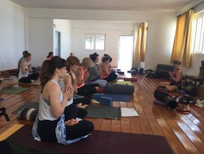 8 Days Sound and Jivamukti Yoga Holidays Crete