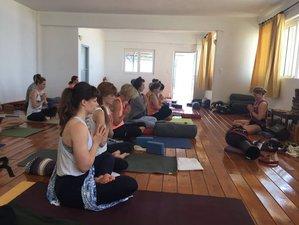 8 Tage Klang Und Jivamukti Yoga Urlaub Auf Kreta Griechenland Bookyogaretreats Com