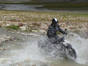 13 Day Wild Zanskar and Ladakh Guided Motorcycle Tour