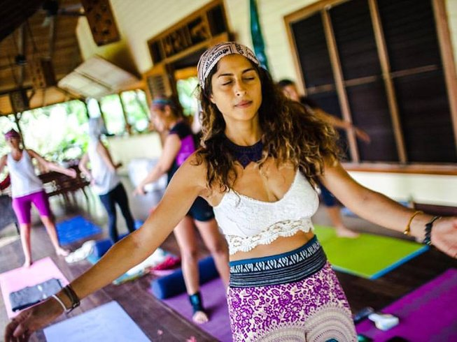 "7 Days ""Native Spirit & Cacao Farm"" Meditation and Yoga Retreat Bocas del Toro, Panama"