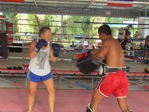 2 Weeks All Inclusive Muay Thai Camp in Ao Nang, Thailand