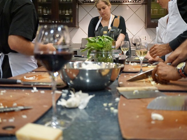 7 Days Ultimate Cooking and Wine Holidays in Tuscany, Italy