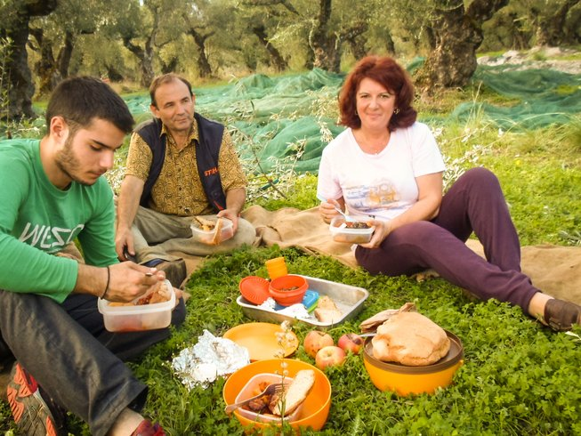 8 Days Currants Harvest Zakynthos & Cooking Vacations Greece
