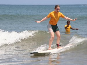 8 Days Spanish Lessons and Surf Camp in Tamarindo, Costa Rica