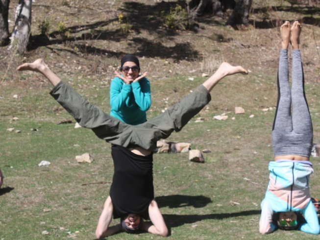 5 Tage Yoga Camp in Indien