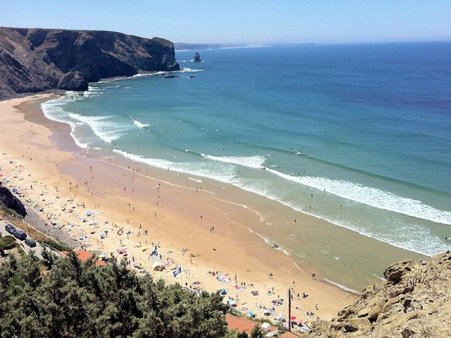 8 Days Aljezur Surf Camp Portugal