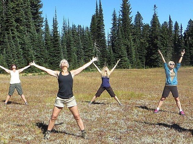 4 Tage Wandern, Meditation und Yoga Urlaub in den USA