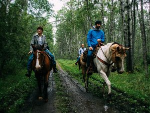 4 Days Horse Riding Holiday and Ranch Vacation in Saskatchewan, Canada