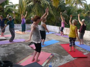 8 Days Thai Massage and Yoga Retreat in Lazio, Italy