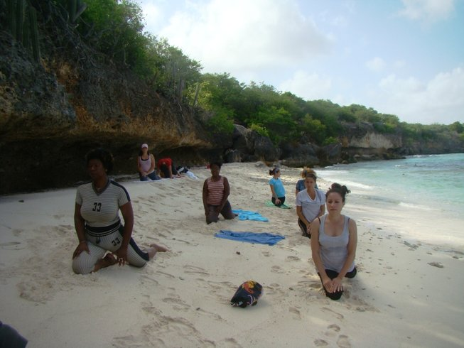 Yoga Singles Holidays in Curacao