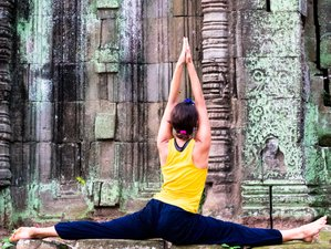 3 Days for Art & Yoga Retreat in Cambodia