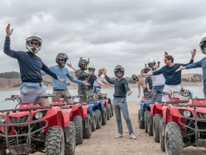 2 Day Guided Raid Quad Tour in Atlas Mountains