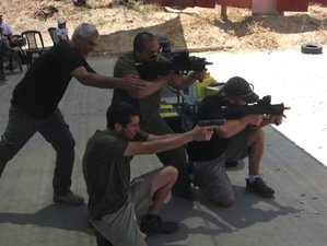 12 Day of Krav Maga Training and Tours in Israel