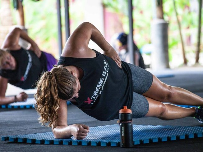 1 Week Fitness and Martial Arts Boot Camp in Thailand