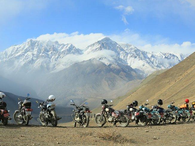 2 Days Motorcycle Tour in Gandaki, Nepal